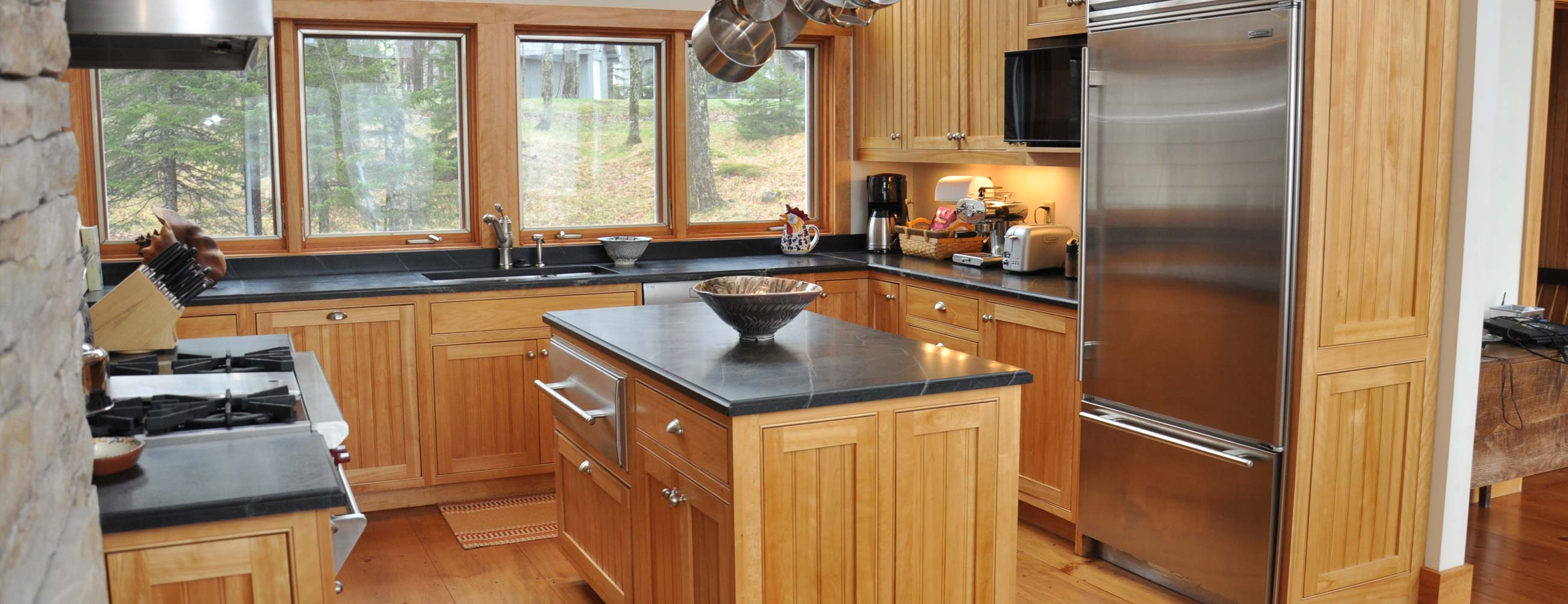 Kitchen Work Gallery | Hawk Hill Cabinetry & Custom Woodwork